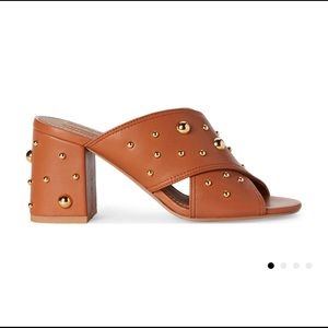 See by Chloé Brown Mules
